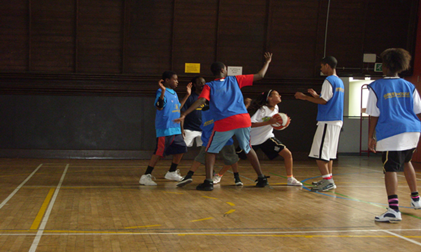 Basketball - Get dribbling with the coaches from M.B.S. Soul, a community-based organisation that uses basketball to help improve fitness in the community.