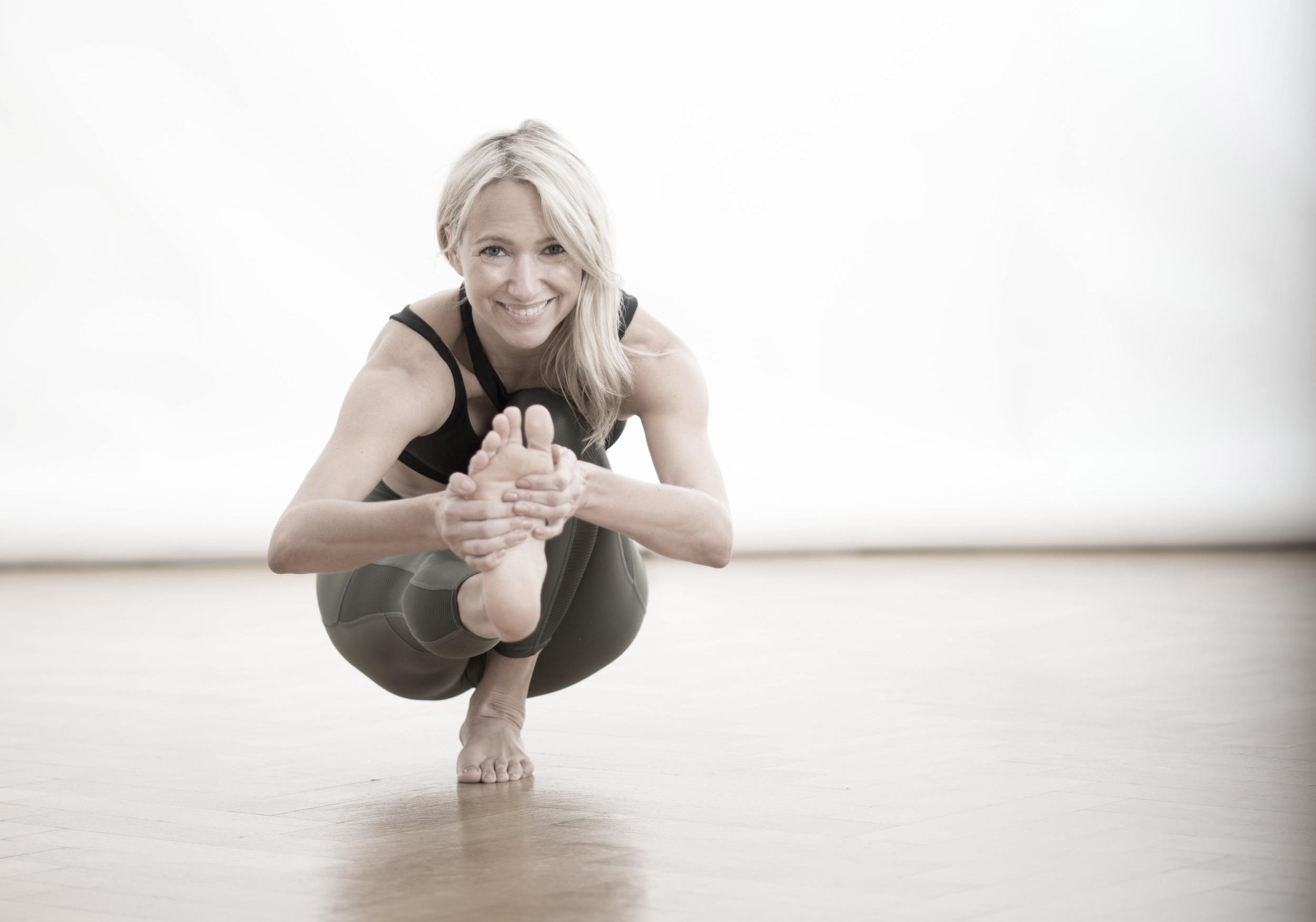 Vinyasa Yoga -