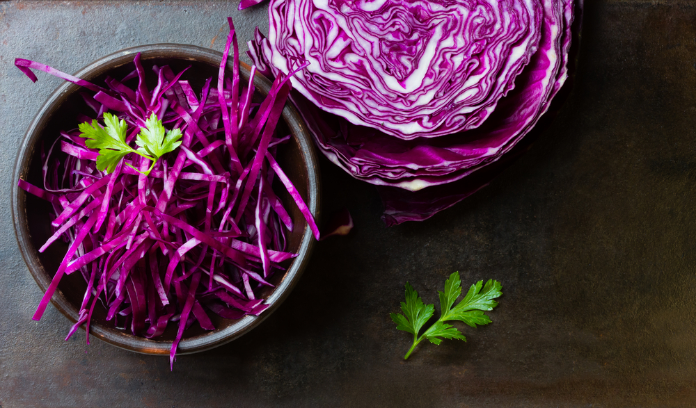 Mark's Pickled Red Cabbage
