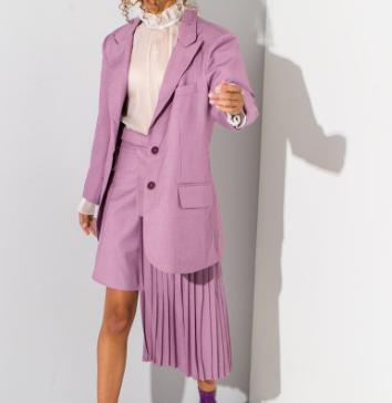Copy of Lilac blazer