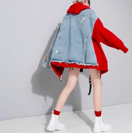 Copy of half and half jacket