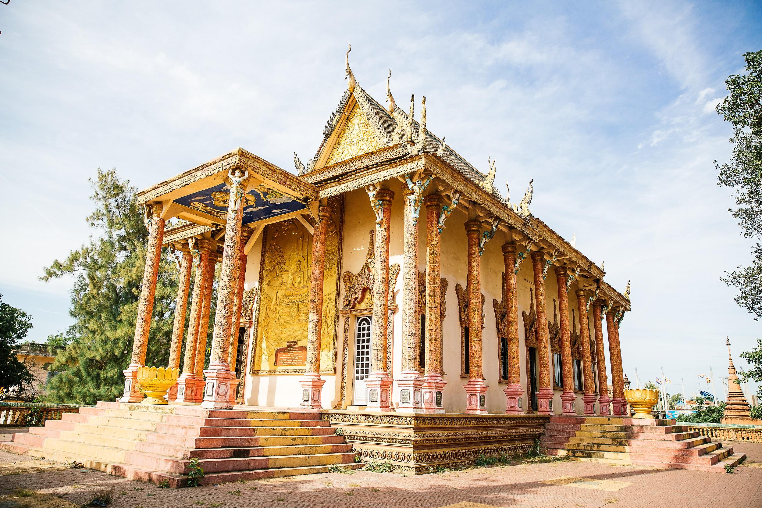 Historic Temple