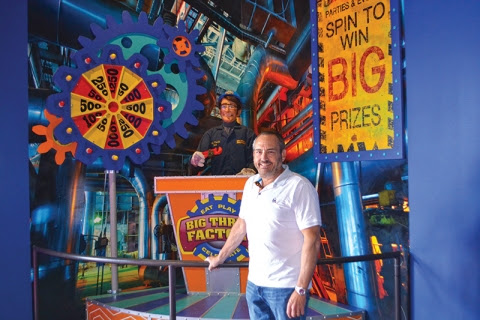Big Thrill Factory - Location: Minnetonka, Minnesota and Oakdale, MinnesotaAbout Big Thrill Factory: Big Thrill Factory's motto is simple: they're all for fun and fun for all! The two locations house numerous attractions including bowling, laser tag, 4D motion simulators, inflatables, and axe throwing to name a few. The locations offer both year round and seasonal attractions for endless family entertainment. Check out Big Thrill Factory at their website: https://www.bigthrillfactory.com/ to learn more about their award winning FEC!Opening Status: Open and ready for visitors!