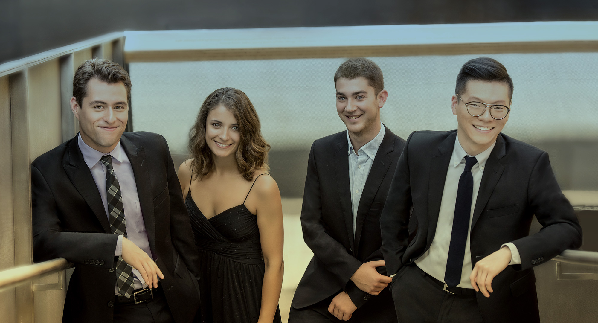 Dover String Quartet with Inon Barnatan - December 11, 2019