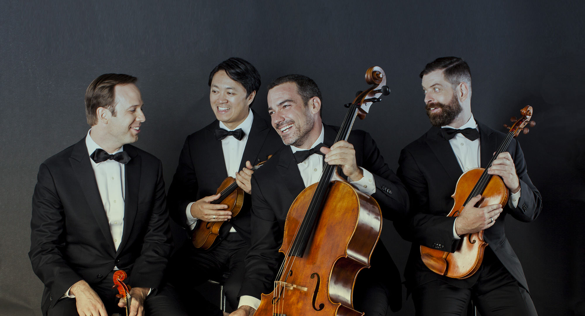 Miró String Quartet - October 23, 2019