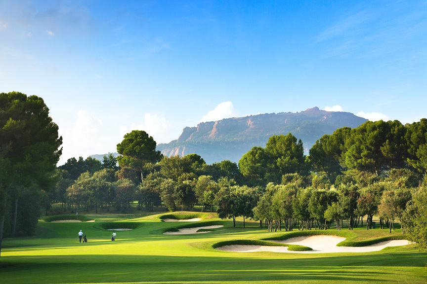 Real Club de Golf El Prat is one of Spain's oldest clubs