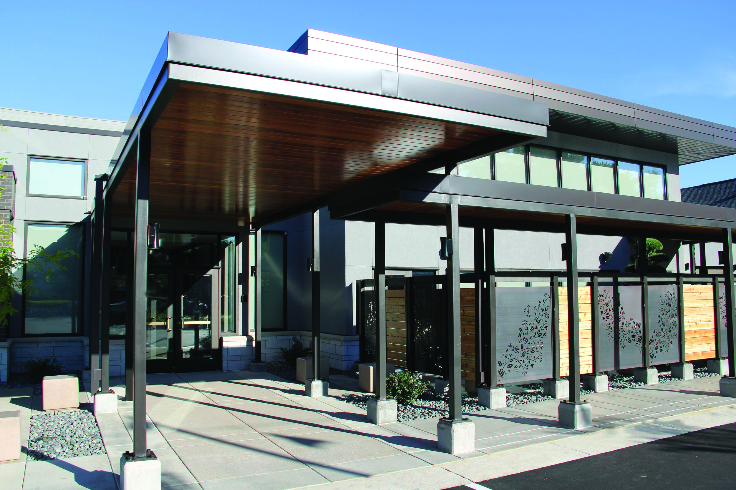 Estes Funeral Chapel, Inc - Visit the newly and beautifully redeveloped Estes Funeral Chapel and immediately experience awelcoming and comfortable environment. Founded in 1962, Estes was the only Black-owned funeral home in Minneapolis. Tour and see state-of-the-art features, new technology including live-streaming services and the community meeting space that make this funeral chapel unique.