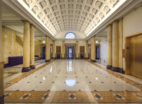 Minneapolis Federal Office Building - Stop by to admire and learn more about this beautiful Neoclassical-style building dating from 1915. Staff will be available to share its varied history as a post office, military processing center, focal point for Vietnam War protests and the time it suffered $500,000 in damages from a bomb! .