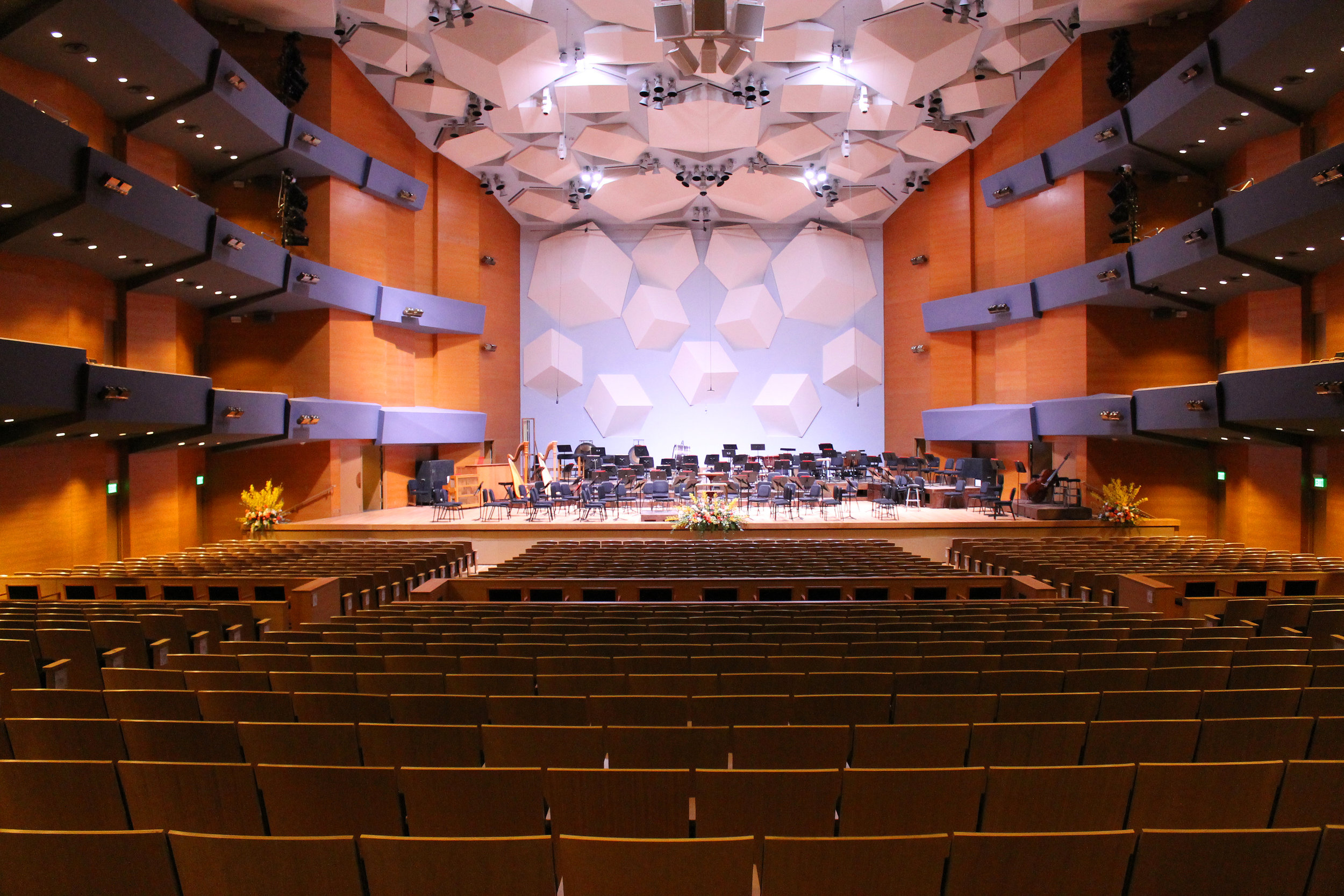 Orchestra Hall - Home of the Grammy Award-winning Minnesota Orchestra, Orchestra Hall is one of Minnesota's great cultural touchstones. Built in 1974 and renovated in 2014, the Hall is known for modern design and acoustical brilliance. Explore all corners of this exceptional music-making site in the heart of downtown!