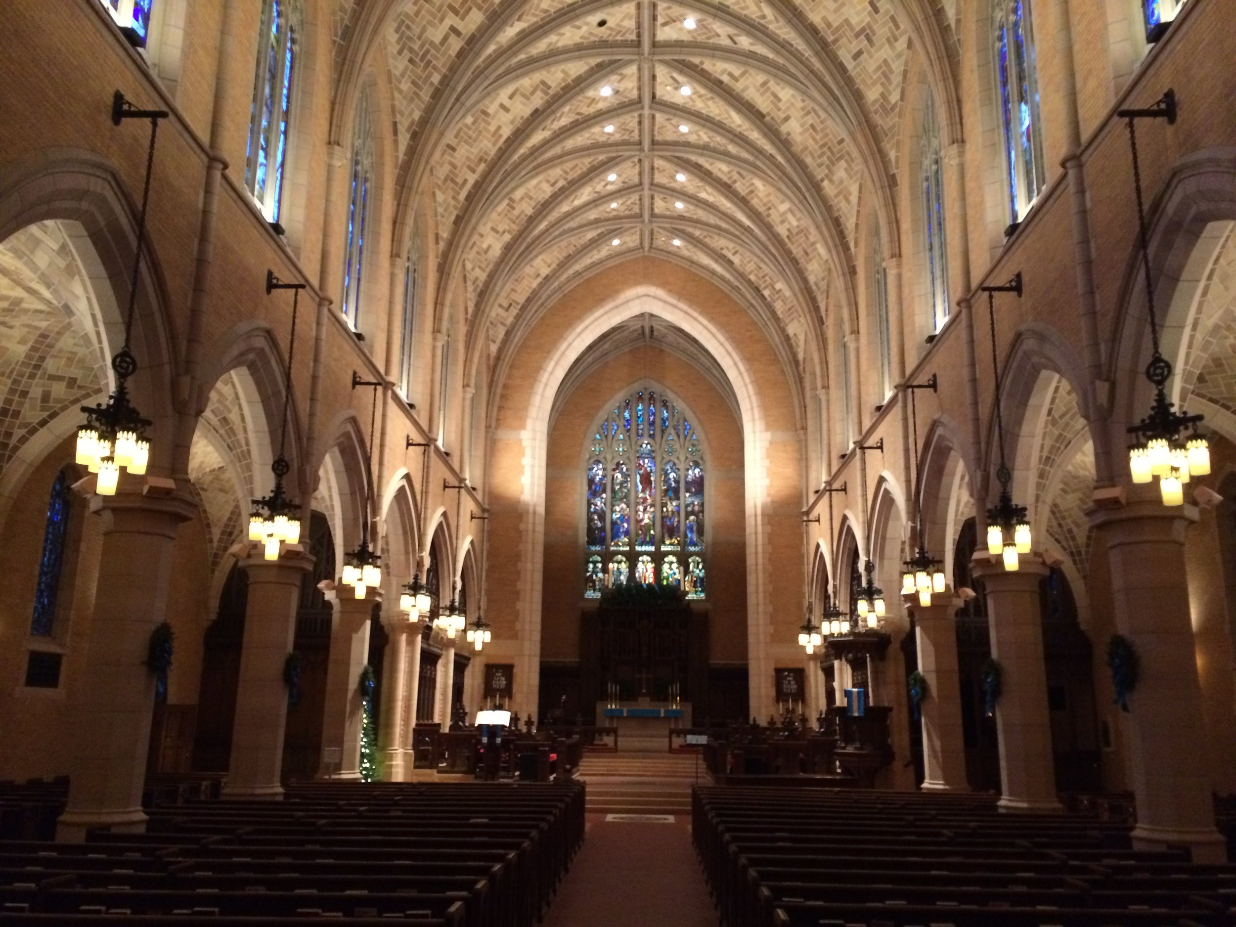 Saint Mark's Episcopal Cathedral - Experience the majesty of this historic cathedral and discover their story through the 35 stained glass windows, the sounds of the 5,500-pipe organ, and a scavenger hunt for children 12 and younger. Guided tours available all day Saturday and from 12:30–5:00 pm on Sunday.