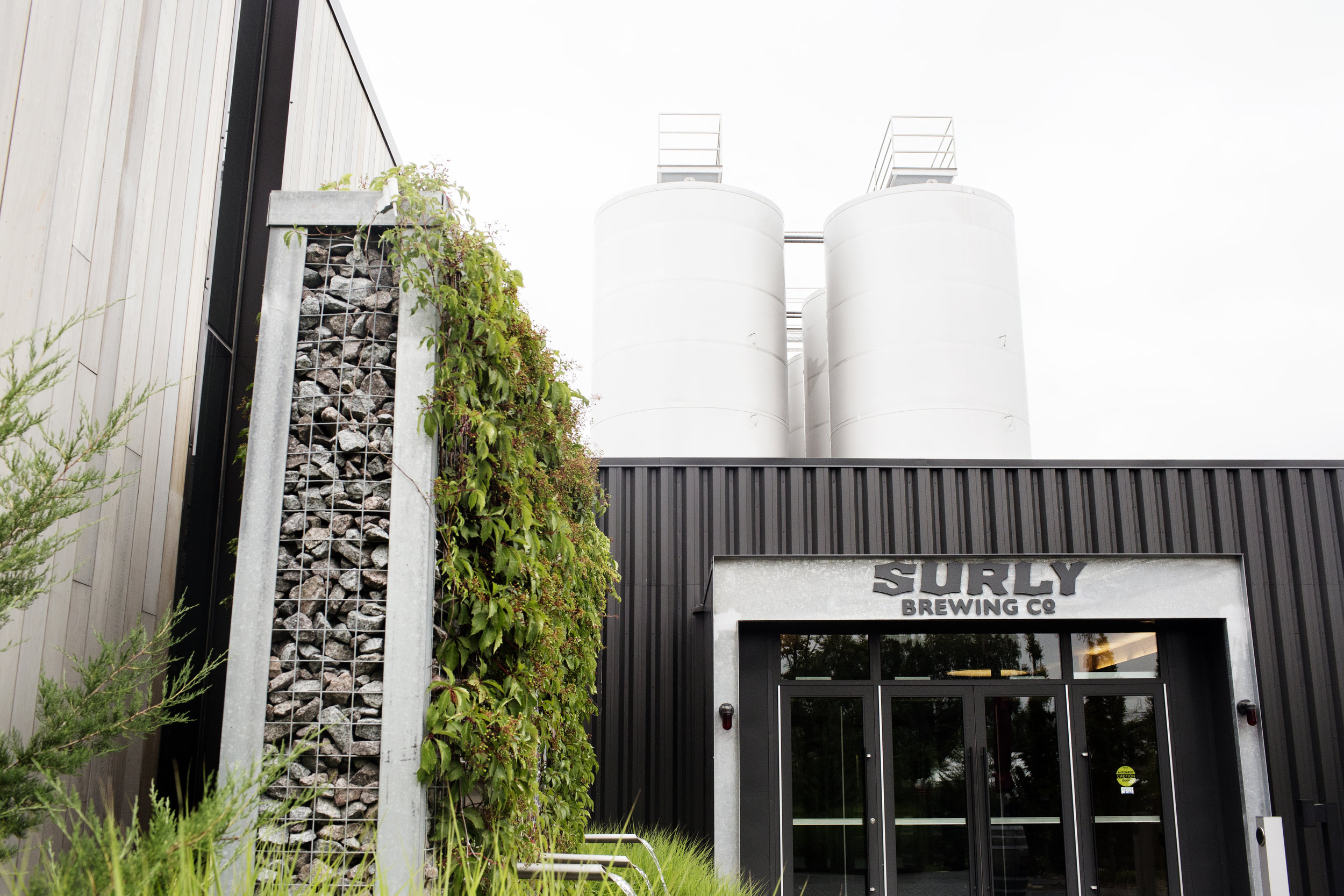 Surly Brewing Company - See Surly from the inside with a guided, 30-minute tour. Learn about the history, the building, the process, and Surly's place in the community. Self-guided tours of the building's public spaces will also be available. Guided tours begin at 10:00 am; Surly's public spaces open at 11:00 am. Steven Dwyer, AIA LEED AP BD+C, architect at HGA who headed Surly's design, will be leading architecture-focused tours at 11:00 am and 12:00 pm on Saturday and Sunday.