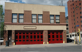 Fire Station One - Built in 1909, Fire Station One is one of the oldest fire stations in the city. Get a tour from a firefighter and learn about where they live and work, and see fire engines, firefighting equipment and a fire pole. Posters of the new Station One will also be displayed.