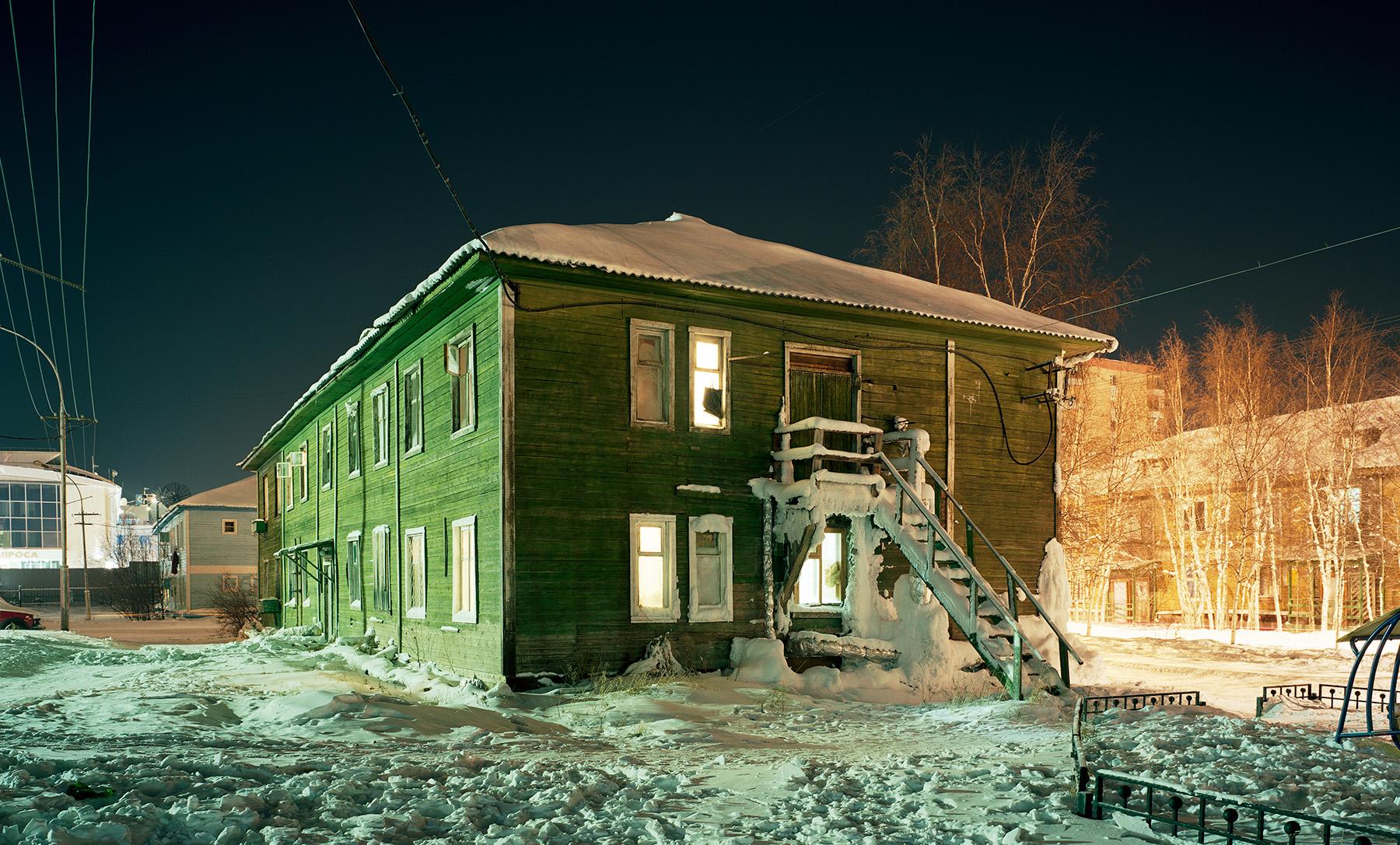 Mirny VI, Yakutia, Russia, 2011