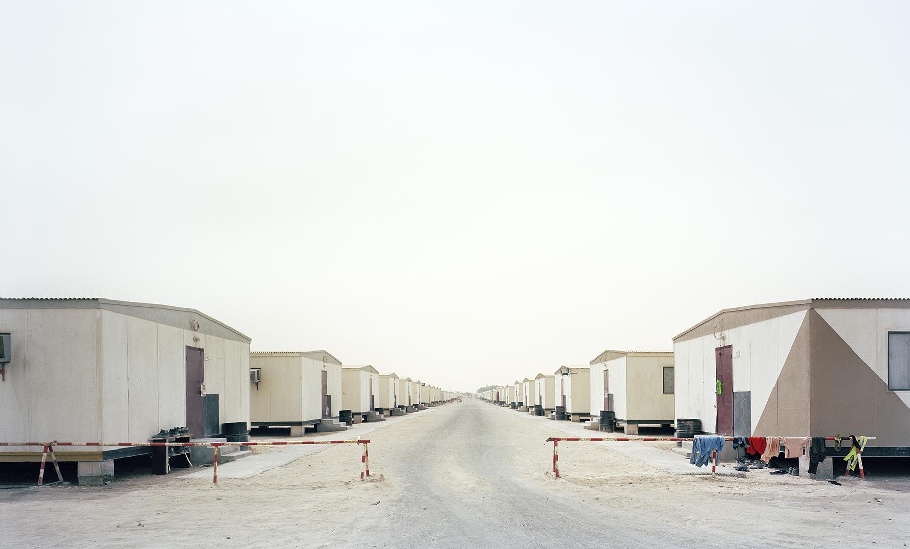 Camp I, Ras Laffan, Qatar, 2010