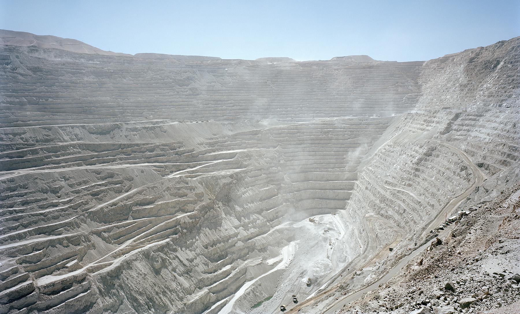 Mine I, Chuquicamata, Chile, 2010