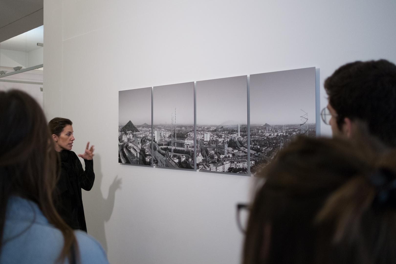 """Aula Aberta """"Debate e Visita Guiada à Exposição Fast Forward - MAM'19 – Mês da Arquitectura da Maia"""""""