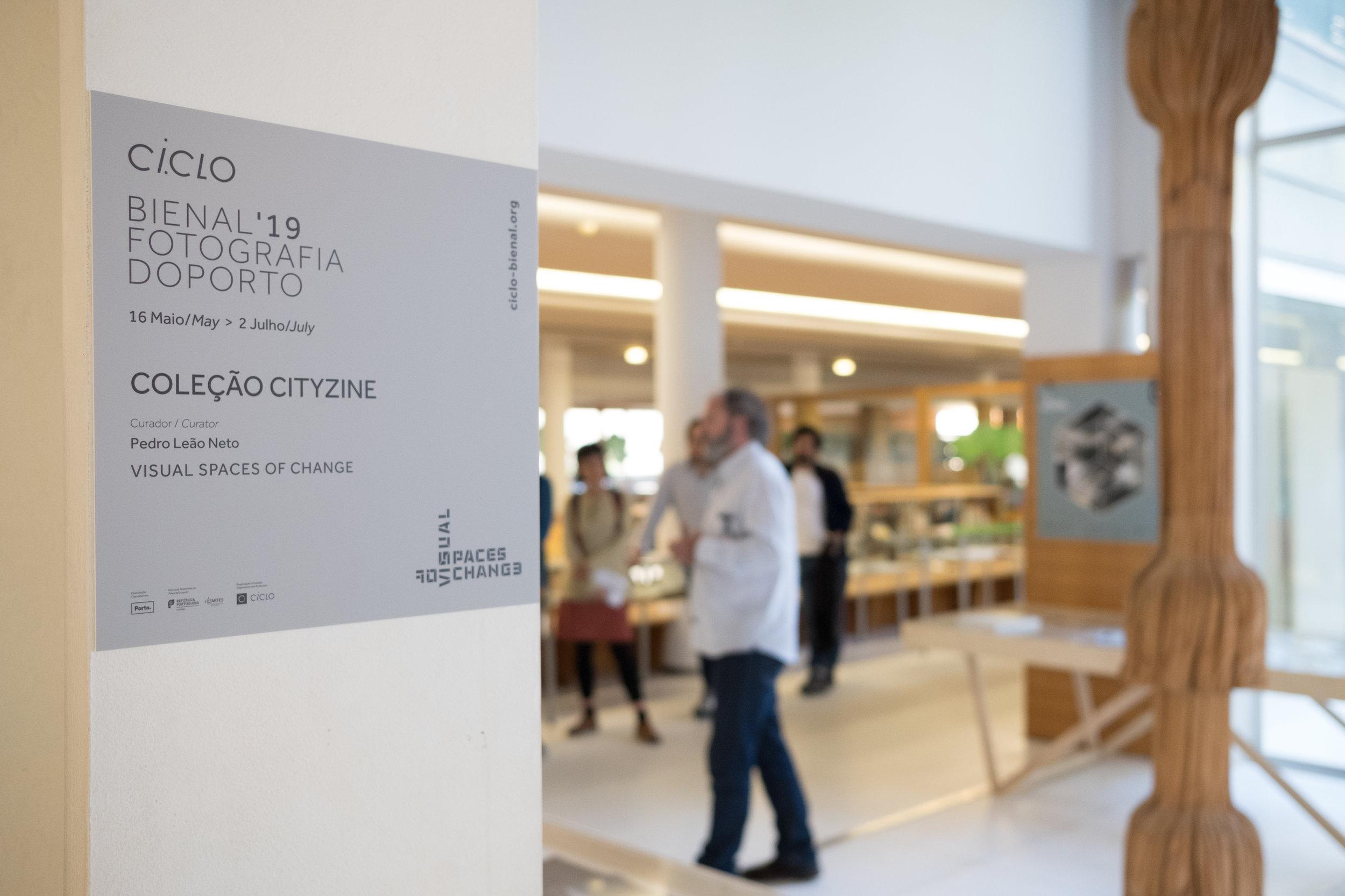 Sessão de apresentação do projecto VSC /Ci.CLO Bienal Fotografia do Porto 2019