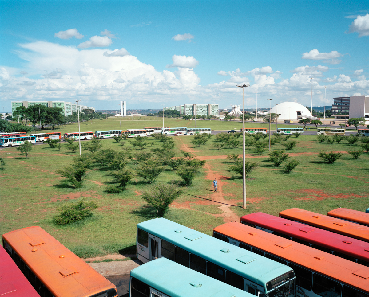 brasilia, off the map