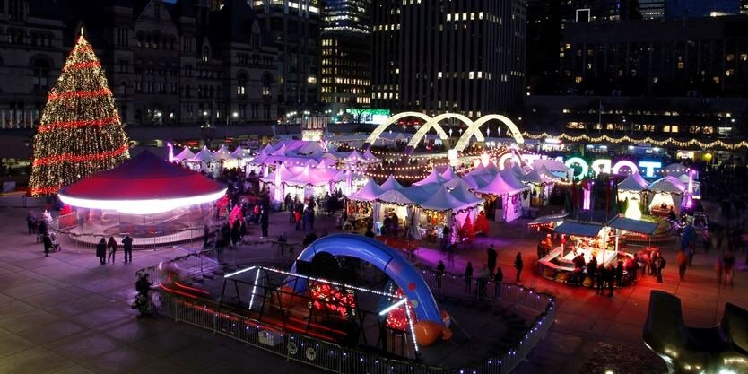 Toronto.com - 5 Reasons to visit the Holiday Fair in Nathan Phillips Square: https://www.toronto.com/whatson-story/9067147-5-reasons-to-visit-the-holiday-fair-in-nathan-phillips-square/