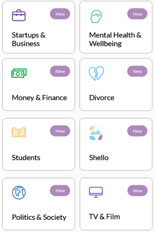 Shello is available to download on the    App Store    and    Google Play