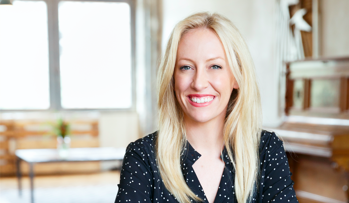 """""""I've worked on defining my leadership role--this focus has resulted in better transparency and collaboration across the company"""" -  Julia Hartz, Inc  (Photo courtesy Eventbrite)"""