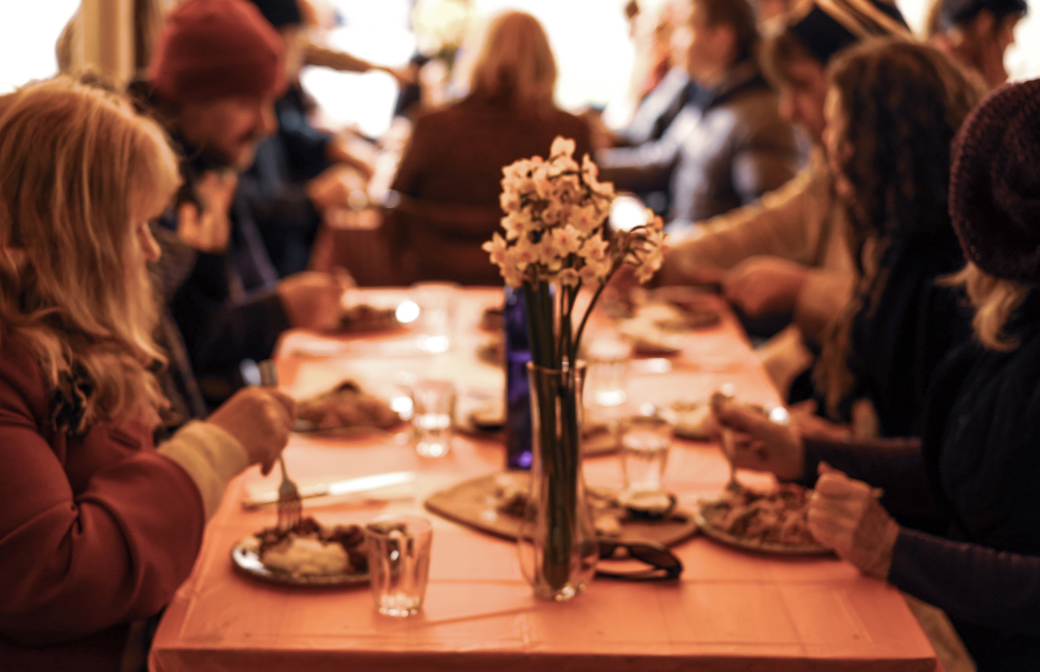 Host Beautiful Food Experience Events… -