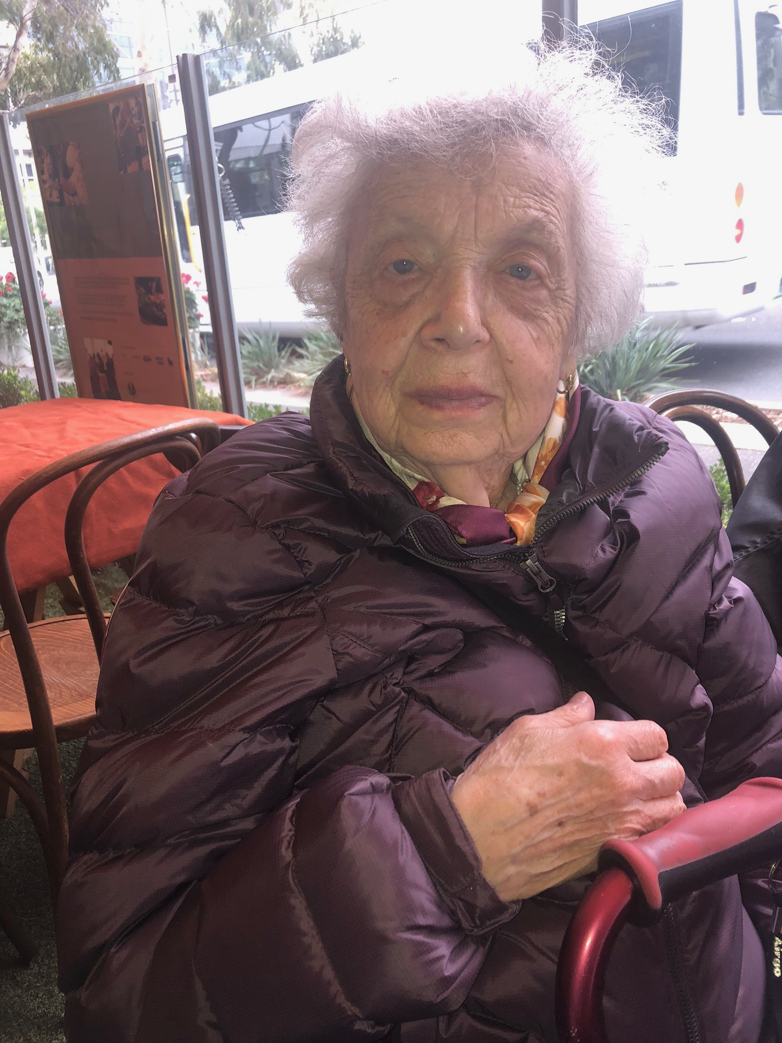 - Meet Lyuba: She's 88 years young, born in Saint Petersburg and lives in the housing flats in Windsor