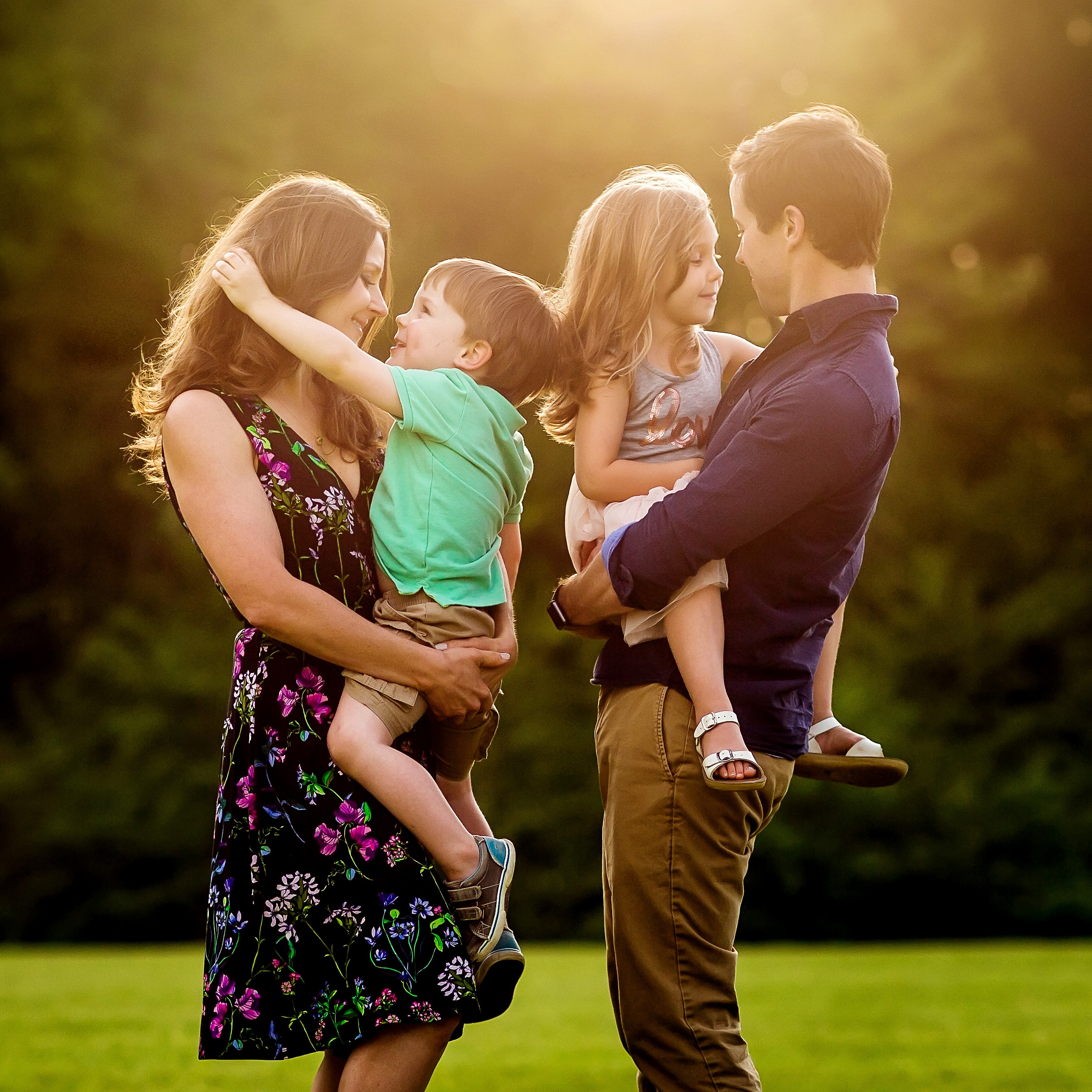 FAMILIES - Less about perfect smiles and camera stares, more about family laughs, playtime, & snuggles.