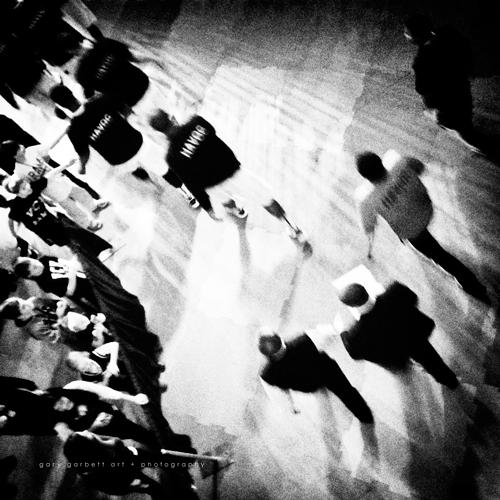 Havoc Arrives ©2013 Gary Garbett