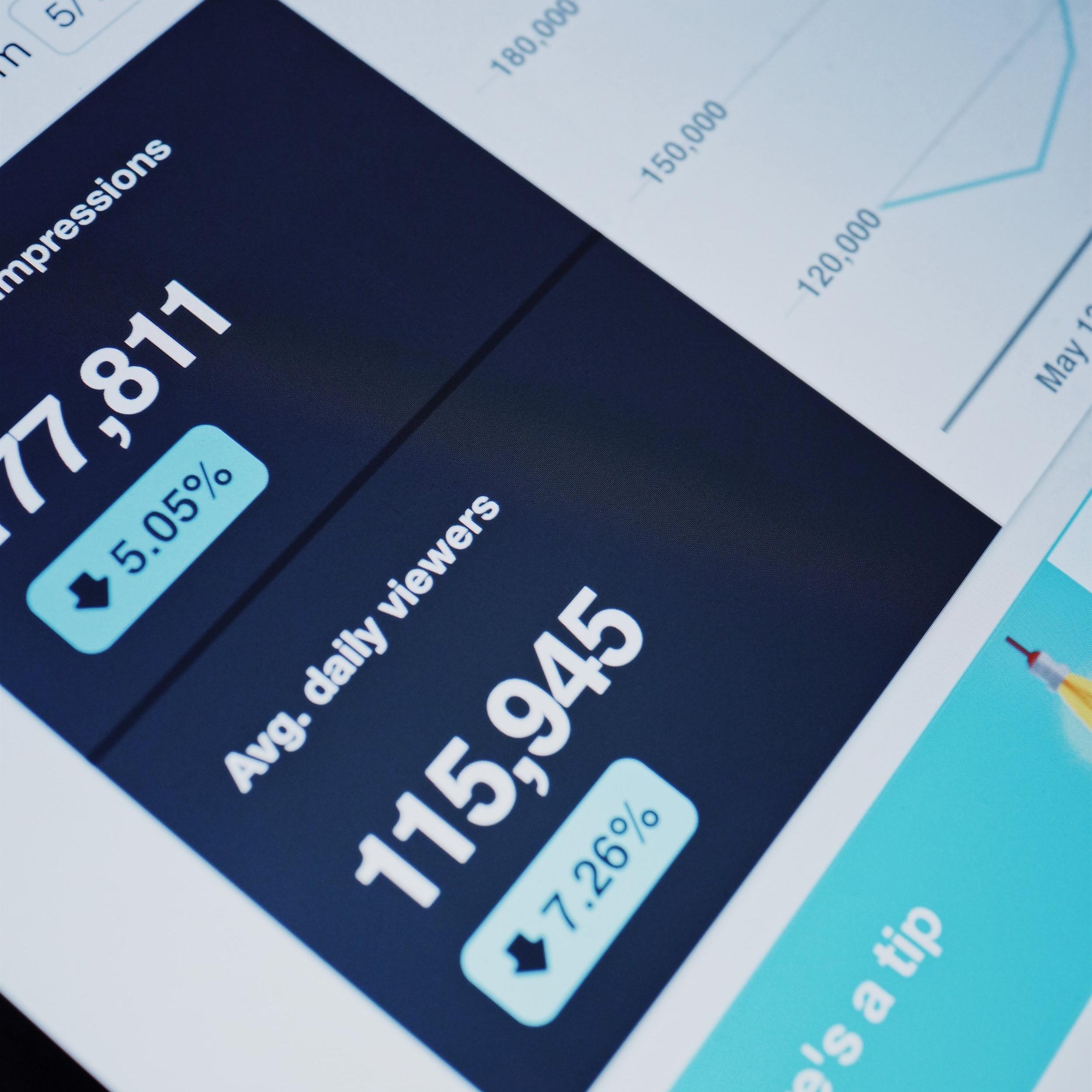 Web Analytics & Database Management -