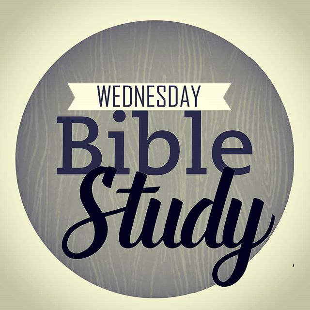 Bible Study for Youth starts back this Wednesday! We meet from 4-7:30. You can come anytime in between! Dinner @5:30 Study starts @ 6:30-7:30.  Adults start on September 4th! See you guys tomorrow!