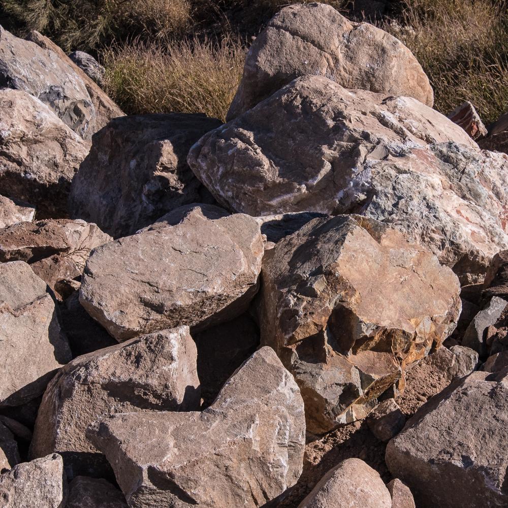 Coronado Brown Boulders - $85.00/ton