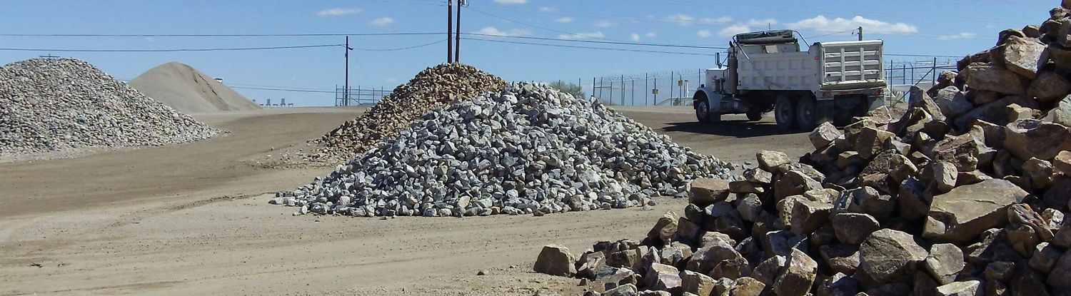 Products - From finely-ground sands made from recycled concrete to naturally occurring giant boulders, you're sure to find what your project needs from our wide selection of materials. We offer a variety sizes and colors of gravel, sand, mulch, organic compost, bedding, and decorative stones.