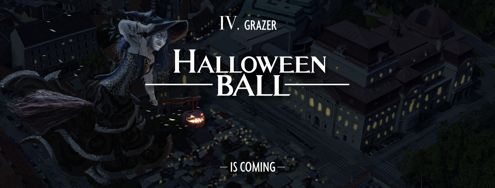 Halloween Ball Graz