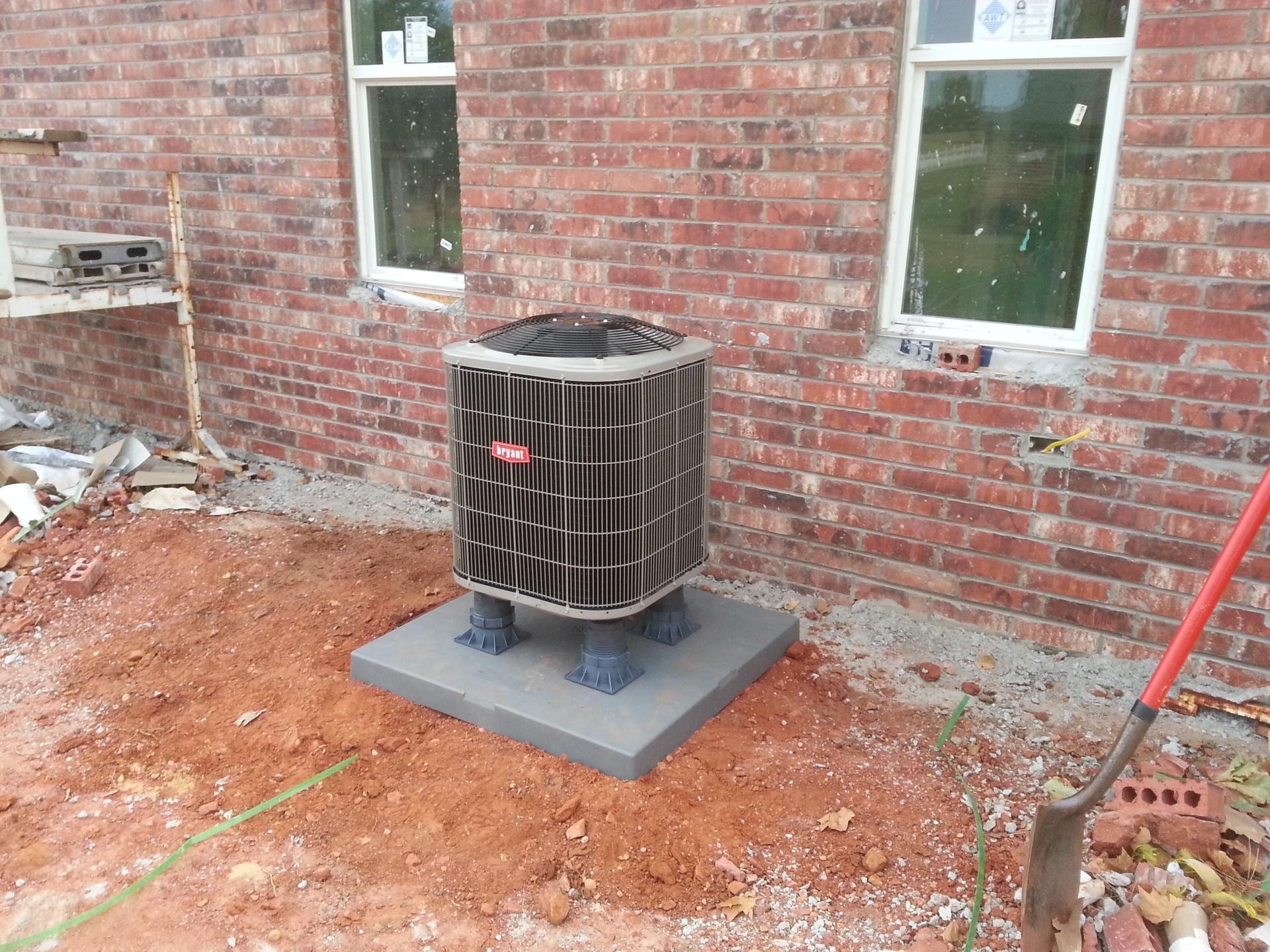 Replacement Heat Pump