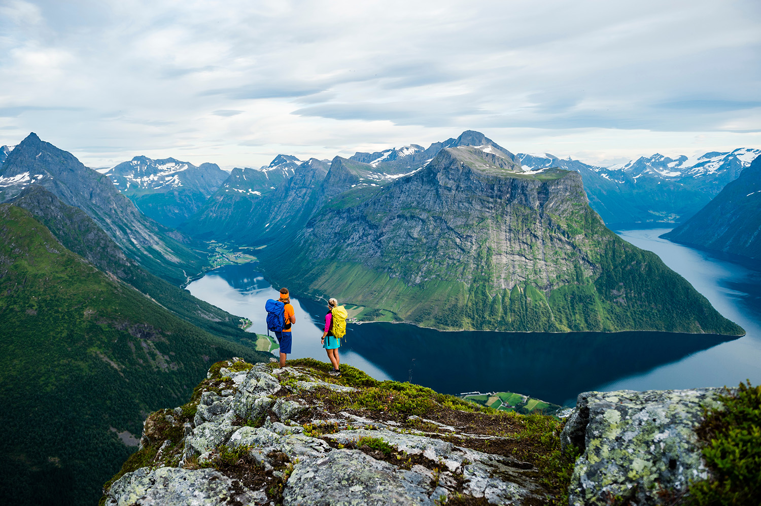 Hiking - Photo: FjordNorway.com