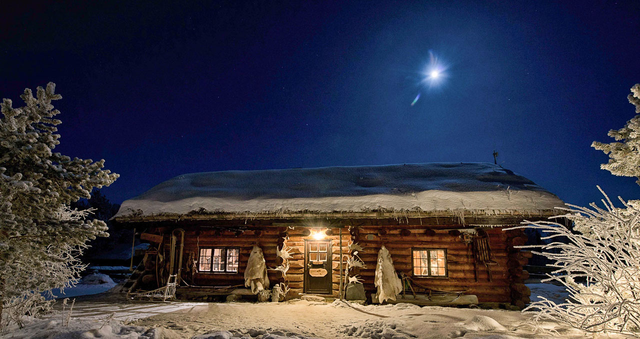 Wooden cabins are an essential part og Norwegians culture and lifestyle