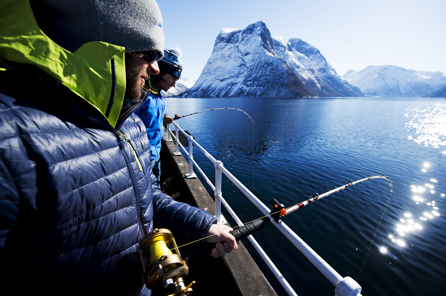 Fjordfishing - Photo: FjordNorway.com