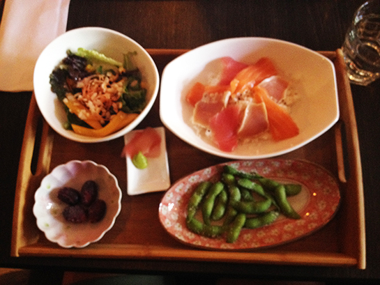 Kinoya - Sashimi Bento
