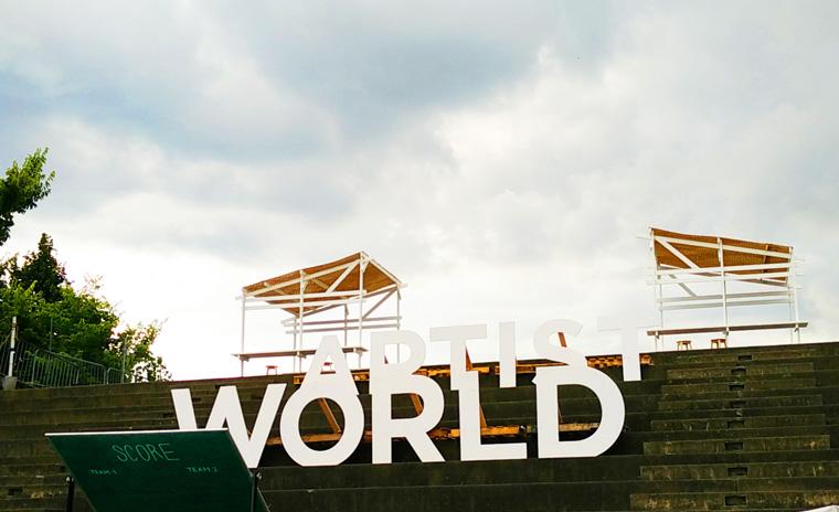 Osheaga - Artist World