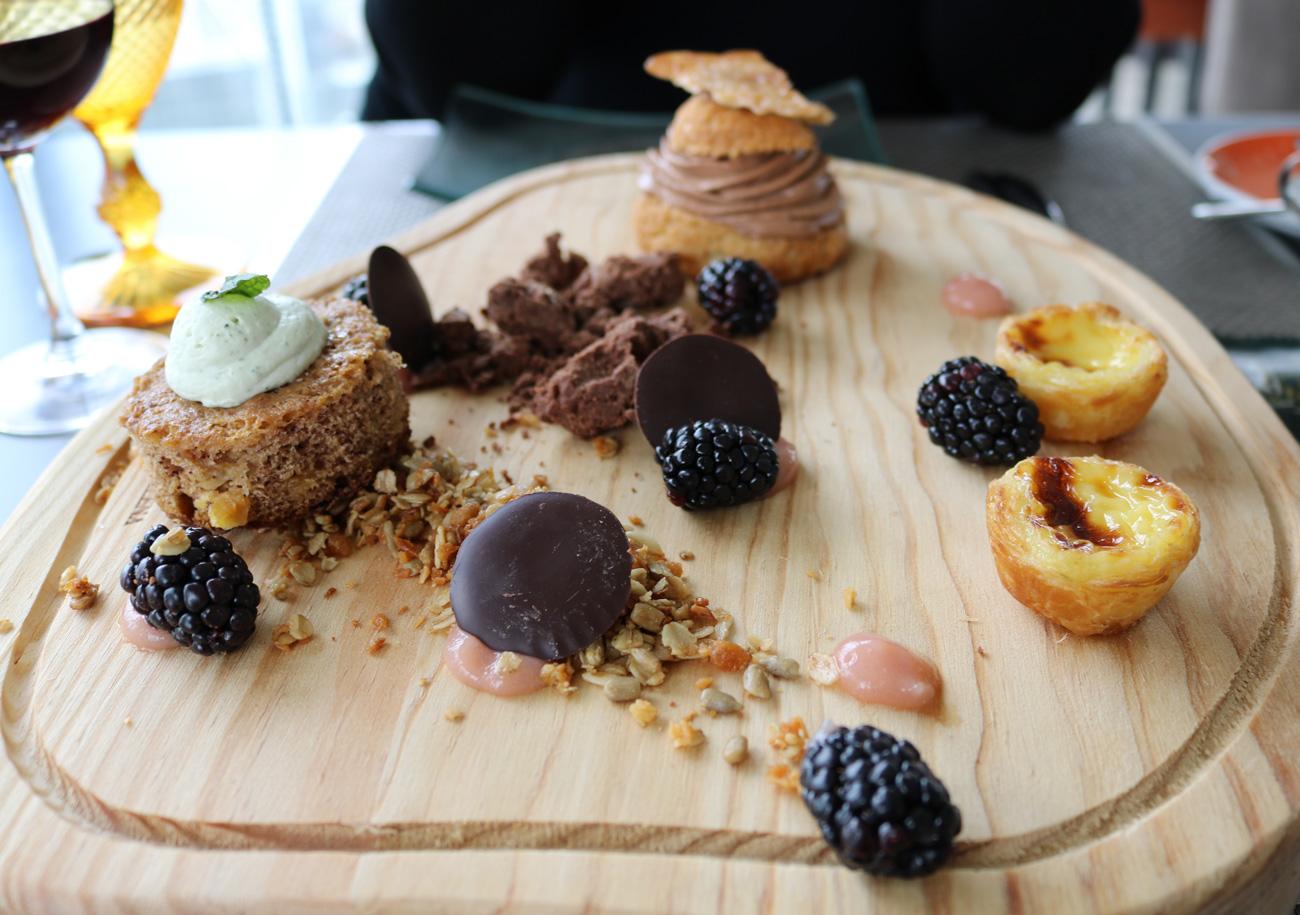 Portus 360 - Dessert