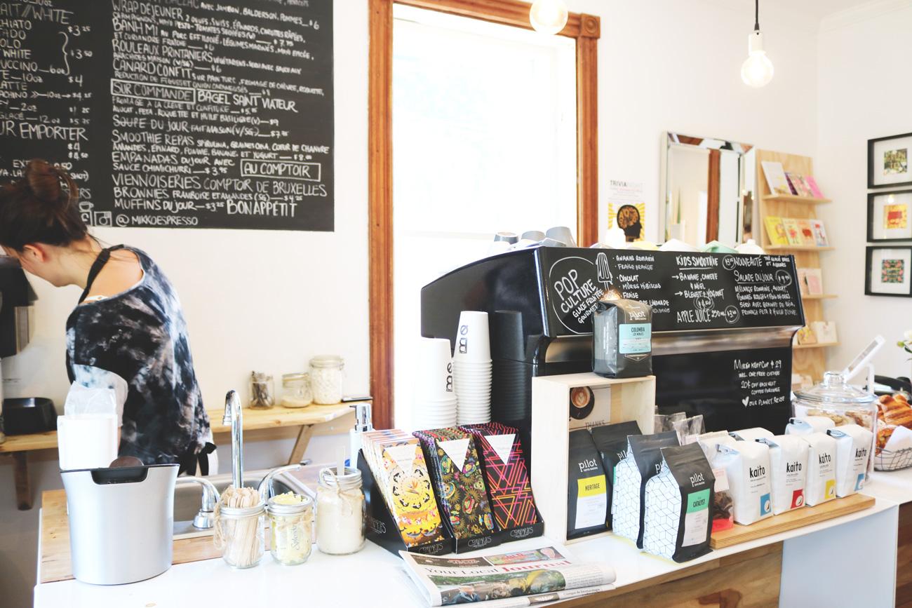 In Hudson - Mikko espresso & boutique