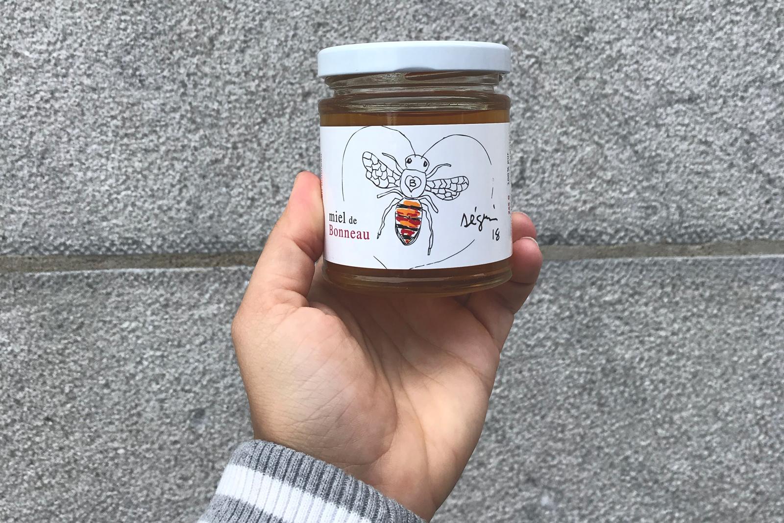 miel de Bonneau