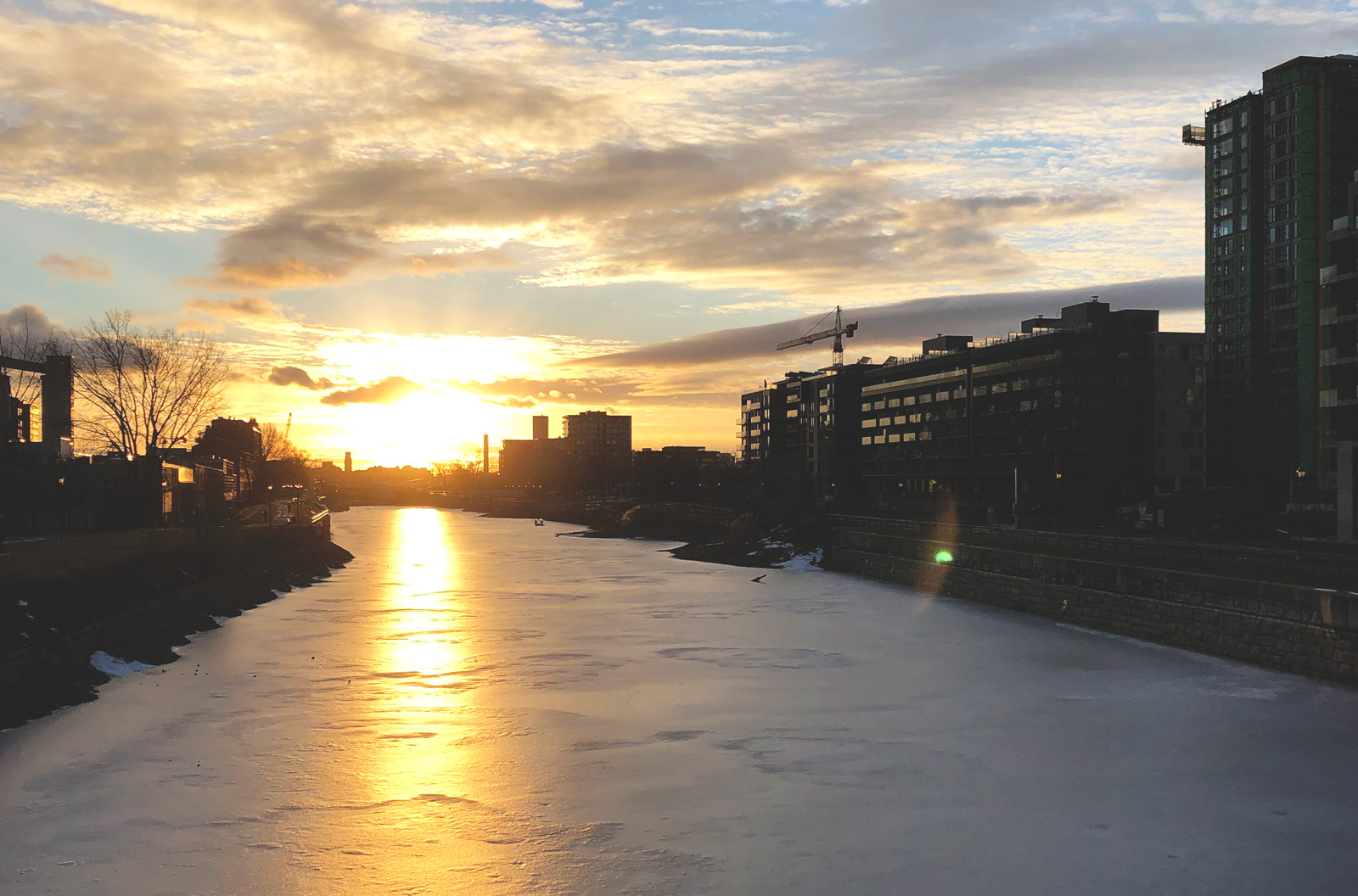 montreal state - winter