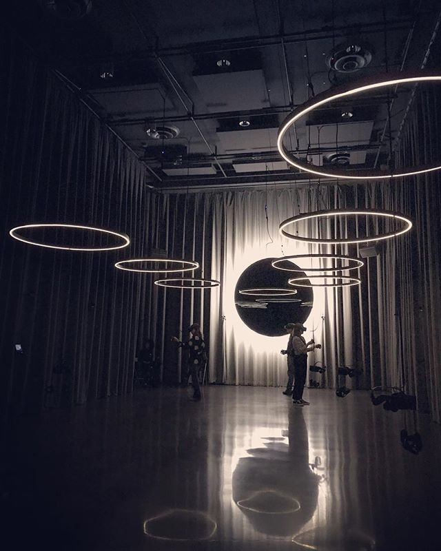 Spheres - unreal #virtualreality exhibit.