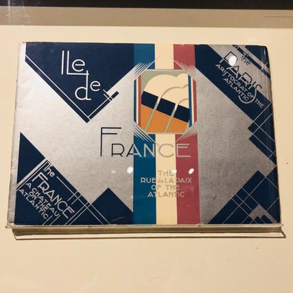 Ile_De_France_Ocean_Liner_Poster_V&A_Museum_Scotland