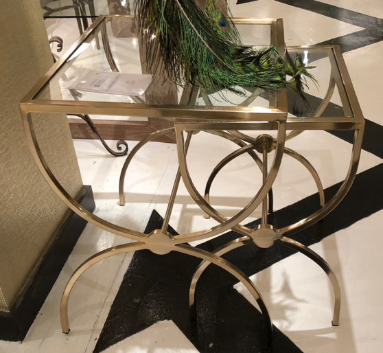 Nesting tables at Gabby