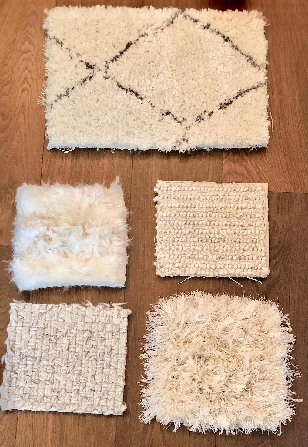 Stark  Carpet area rug samples