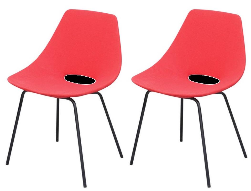 Tonneau  chair for Steiner, 1951