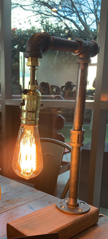 Industrial Lamp(Coming Soon!) -